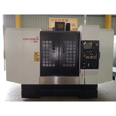 Taiwan machinery bed type economic cnc milling machine  cnc machining center with linear rail L1690