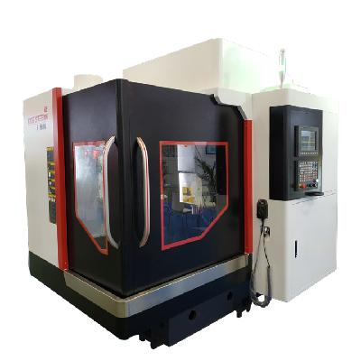 E-1280 High Positioning Accuracy CNC Vertical Machining Center Milling Machine