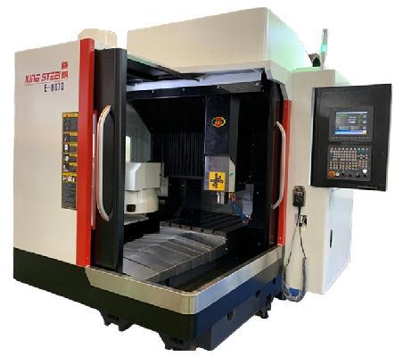 E-500 3 Axis Fagor Control Linear Guide Rail CNC Vertical Milling Machining Center