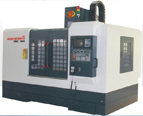 VMC850 cnc molding machine CNC vertical Machine center cnc mold making machine  with 3 axis hard rai