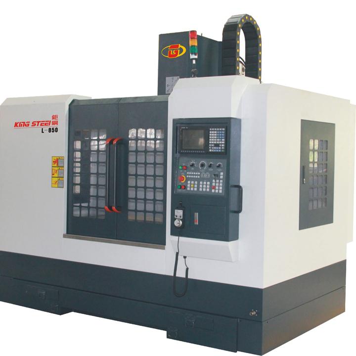 3-axis cnc machine vertical milling machine with linear rail L1168