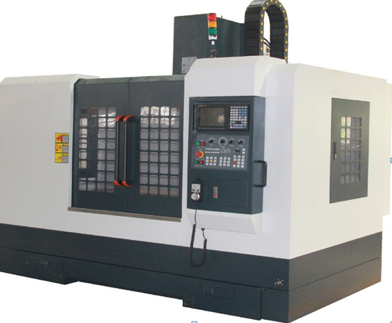 China Belt Type die hard track Vertical Machine Center