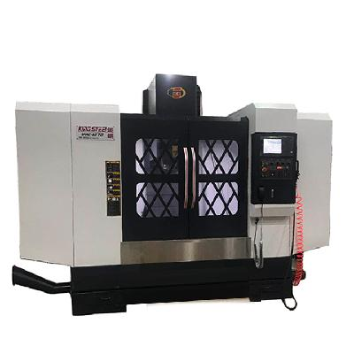 2019 China Manufactured vmc850 Vertical Milling Machine Cnc Machining Center