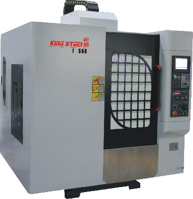 T700 ISO9001 3 Axis Vertical Taiwan KING STEEL Automatic  CNC Drilling and Tapping Machine