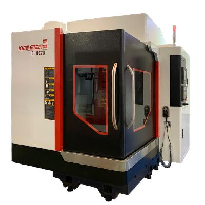 E-1080 High Positioning Accuracy CNC Vertical Machining Center Milling Machine
