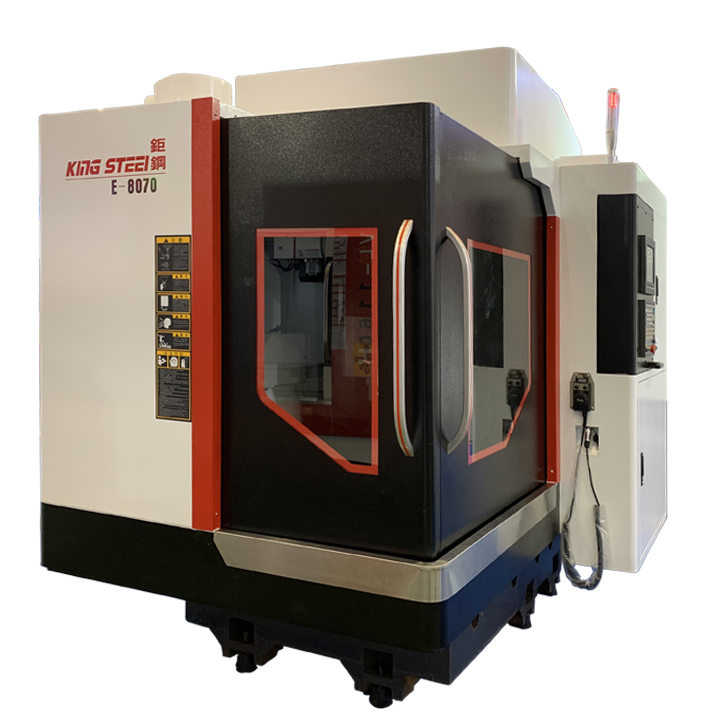 E-650 China High Quality 3 Axis CNC Vertical Machining Center